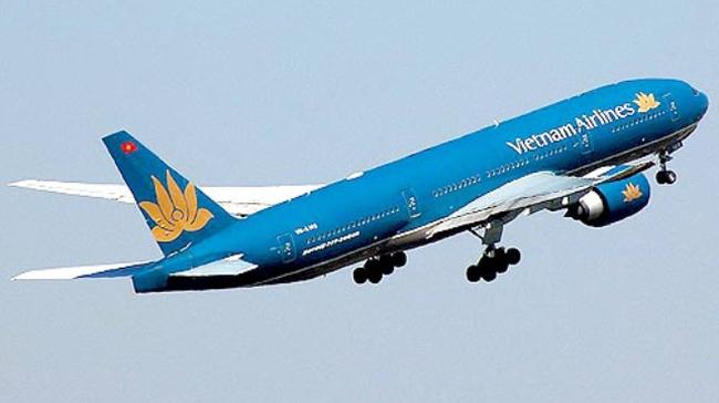 """""""Đường bay vàng"""" sẽ giúp rút ngắn đường bay Bắc - Nam"""