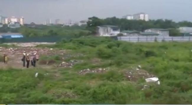 Khu dân cư hàng nghìn người không hộ khẩu giữa lòng Hà Nội