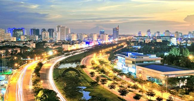 TP.HCM: Ngang tầm các thành phố trong khu vực