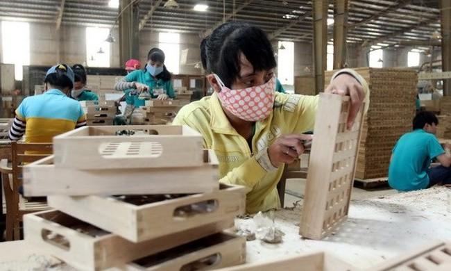 Đồng Nai: Xuất khẩu các sản phẩm từ gỗ đạt trên 600 triệu USD