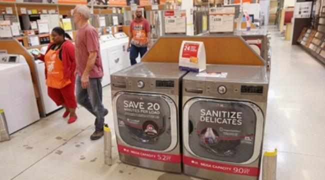 Hàng triệu khách hàng của chuỗi siêu thị Home Depot bị đánh cắp thông tin