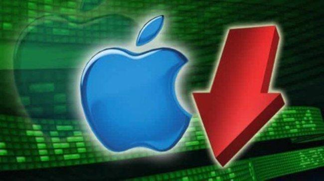Vì sao Apple mất đến 26 tỷ USD giá trị chỉ trong vòng một ngày?