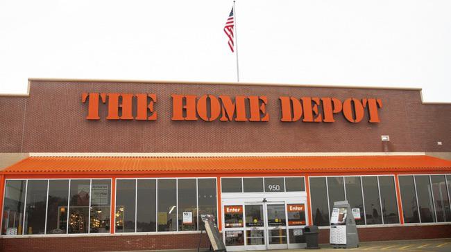 99% cửa hàng của Home Depot bị đánh cắp thông tin thẻ