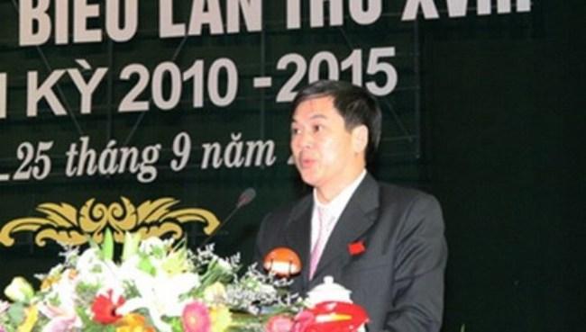 Ông Trần Lê Đoài được bầu làm Phó Chủ tịch UBND tỉnh Nam Định