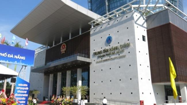 Hiệu quả của mô hình Trung tâm Hành chính tập trung ở Đà Nẵng