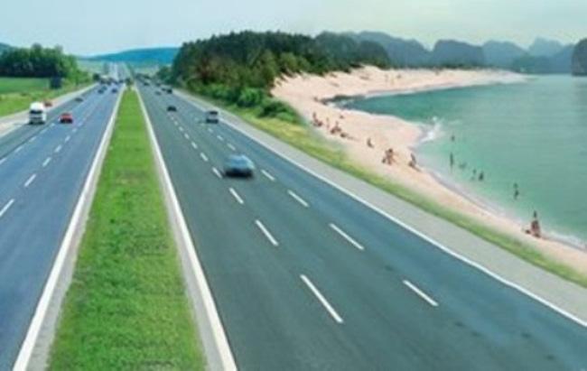 Sẽ khởi công dự án đường cao tốc Hạ Long - Hải Phòng vào 13/9