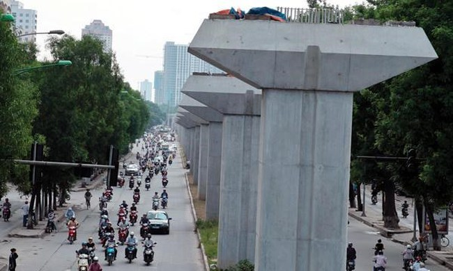 600 người phục vụ tuyến đường sắt Cát Linh – Hà Đông: Nhiều hay ít?