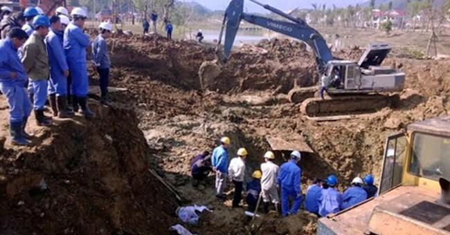 Đường ống nước Sông Đà số 2: Chính thức giao cho Vinaconex