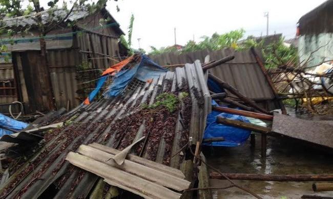 Quảng Ninh ước tính thiệt hại 20 tỉ đồng sau bão số 3