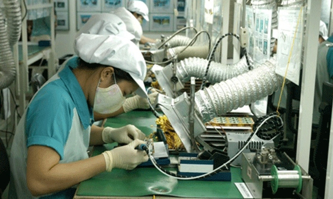 Ngành vi mạch bán dẫn TPHCM: Không chỉ là gia công