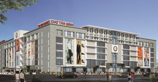 Gần 3.000 tỷ đồng xây chợ mới Tân Bình: Hàng ngàn tiểu thương phản đối