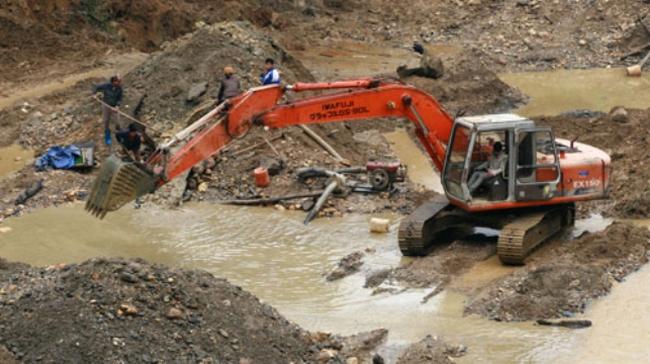 Sai phạm trong khai thác khoáng sản: Chưa rõ tên trách nhiệm