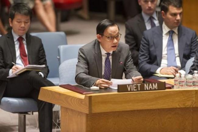 Ông Lê Hoài Trung trở lại làm Thứ trưởng Bộ Ngoại giao