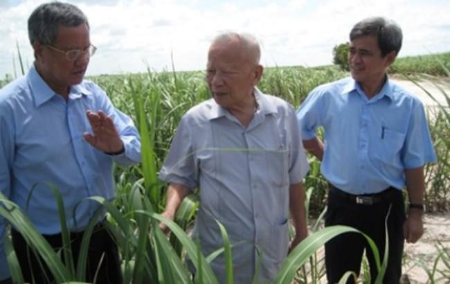 Cố Phó Thủ tướng Nguyễn Công Tạn: Suốt đời đau đáu vì nông nghiệp, nông dân