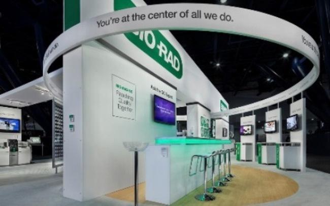 Xác định 30 đơn vị mua sản phẩm của Bio-Rad