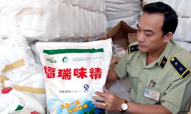 Nghi vấn bán phá giá bột ngọt nhập khẩu