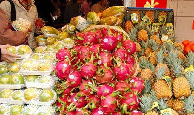Xuất khẩu rau quả có thể đạt 1,4 tỷ USD năm 2014
