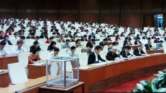 Hoàn thành việc lấy phiếu tín nhiệm 50 chức danh chủ chốt