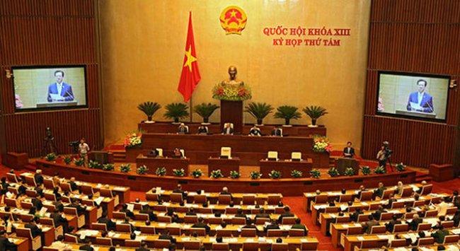50 người được Quốc hội lấy phiếu tín nhiệm
