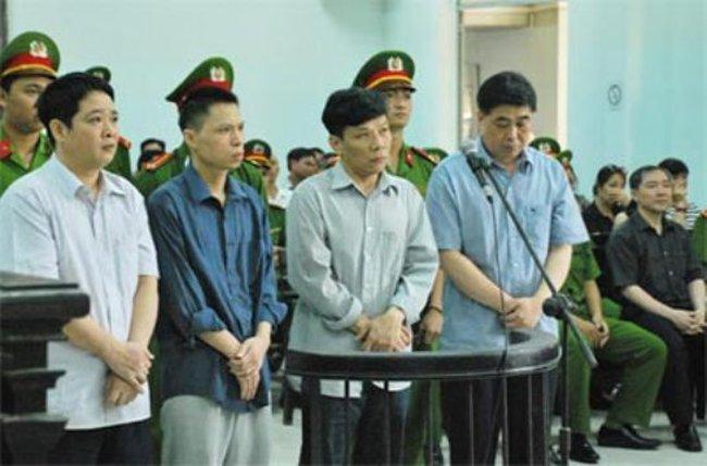 Nguyên Tổng giám đốc Công ty TNHH sửa chữa tàu biển Vinalines lãnh án 30 năm tù