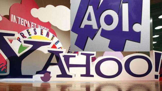 Cổ đông lớn của Yahoo yêu cầu sáp nhập với AOL
