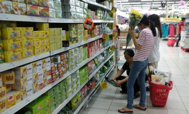 Chiết khấu vào siêu thị FDI đang cao hơn trong nước
