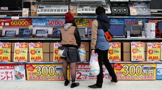 Hoãn tăng thuế có phải là biện pháp giúp kinh tế Nhật thoát suy thoái?