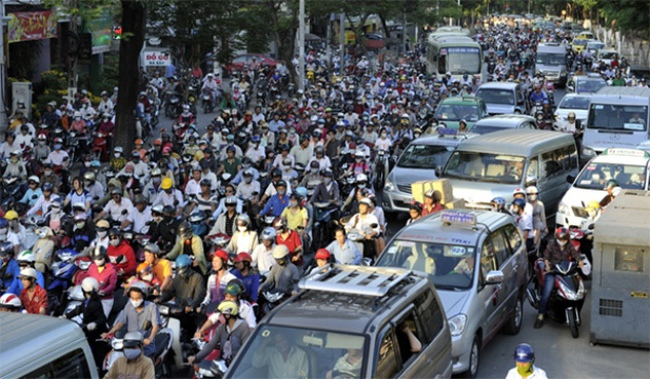 Người Việt sống chung với xe máy 30-40 năm nữa