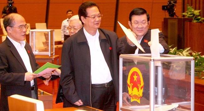 Đại biểu Quốc hội đề nghị chỉ lấy phiếu tín nhiệm ở hai mức