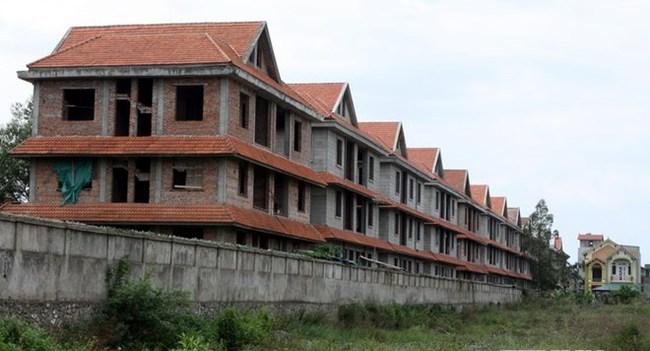 Giá cao nhất đối với đất ở đô thị là 162 triệu đồng một m2