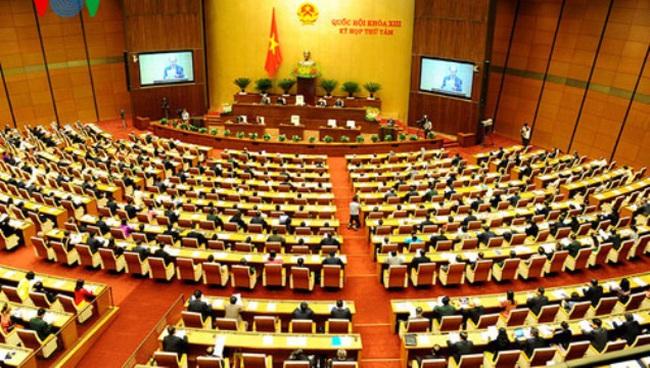 Đại biểu Quốc hội cho ý kiến về Dự án Luật chính quyền địa phương