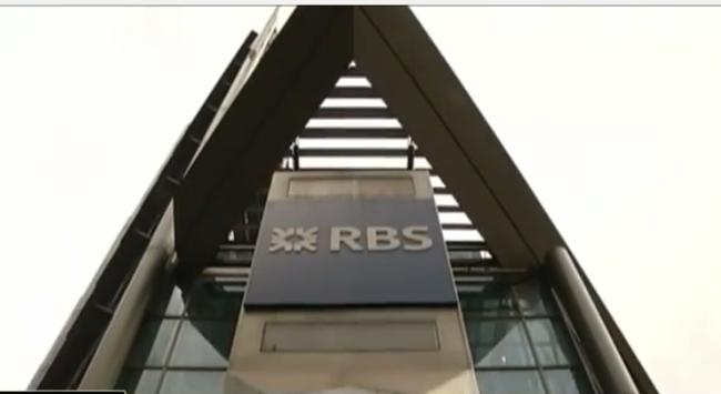 Ngân hàng hoàng gia Scotland RBS bị phạt sập hệ thống