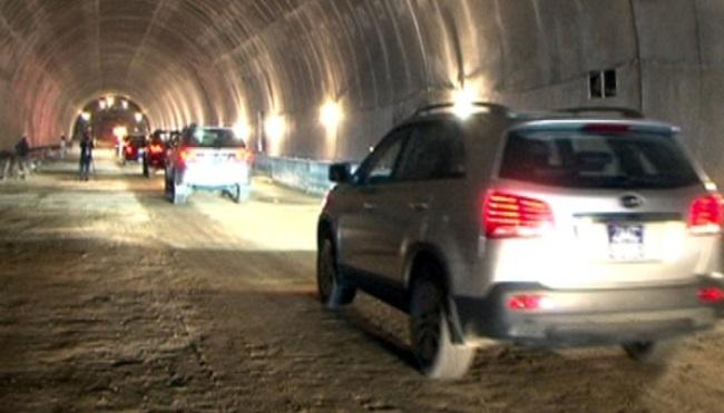 Thông đường hầm cuối cùng, kết nối cao tốc Nội Bài – Lào Cai