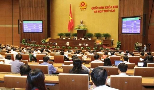 """Kỳ họp thứ tám Quốc hội khóa XIII: Ấn tượng """"Diên Hồng"""""""