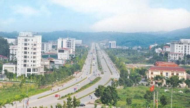 Thành phố Lào Cai chính thức được công nhận là đô thị loại 2