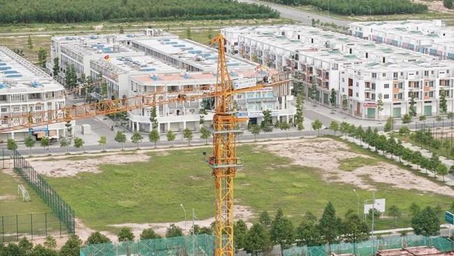 Bất động sản công nghiệp đang phát triển tích cực