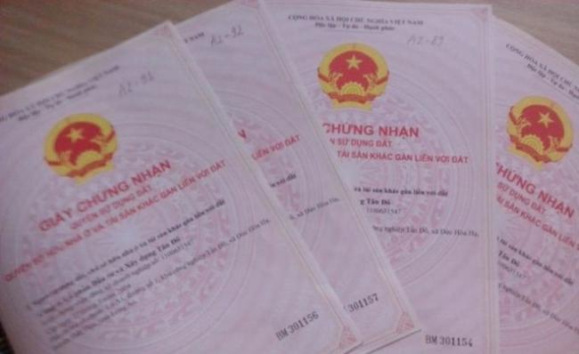 Thái Bình: Nghịch lý người dân… thờ ơ với sổ đỏ