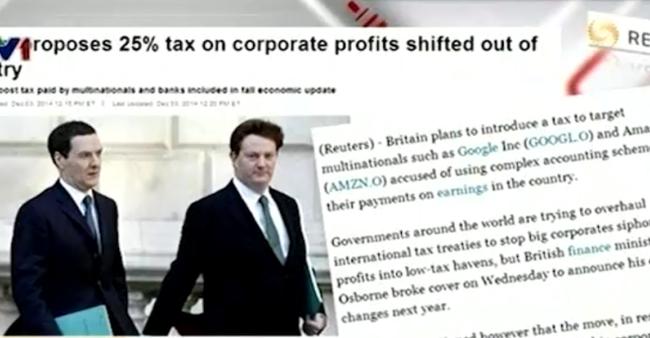 Nước Anh mạnh tay hơn với hành vi chuyển giá trốn thuế