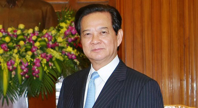 Thủ tướng Nguyễn Tấn Dũng sẽ thăm và làm việc tại Hàn Quốc