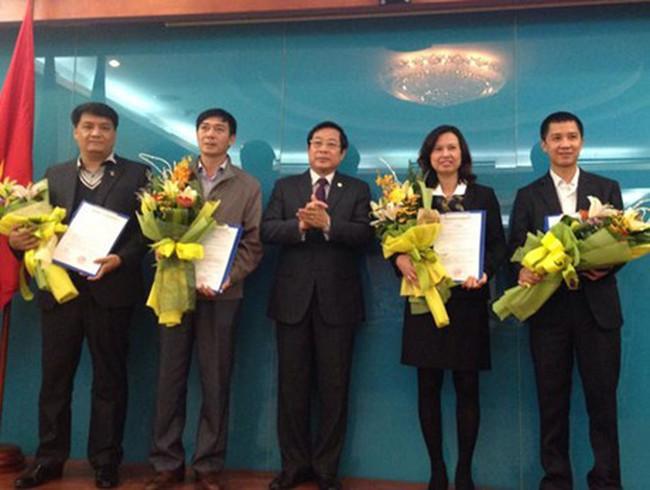 Điều chuyển, bổ nhiệm 4 lãnh đạo Đài VTC