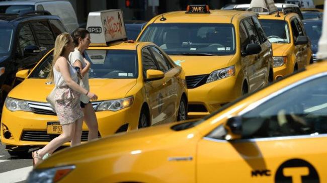 Dịch vụ taxi Uber đang phát triển tại New York, Mỹ