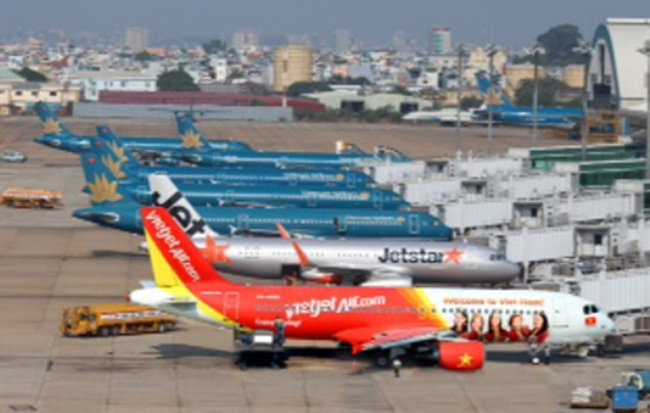 Xây dựng lịch bay hợp lý để giảm chậm, hủy chuyến