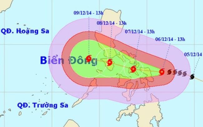 Thời sự 24h: Yêu cầu chủ động các biện pháp đối phó với bão Hagupit