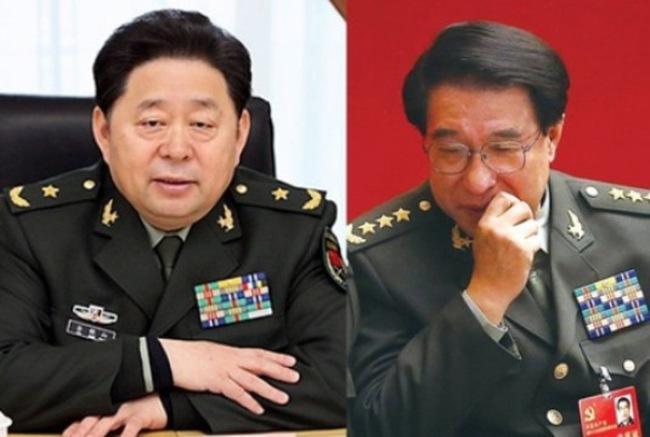 Tướng Trung Quốc mua chức bằng 1 tạ vàng ròng