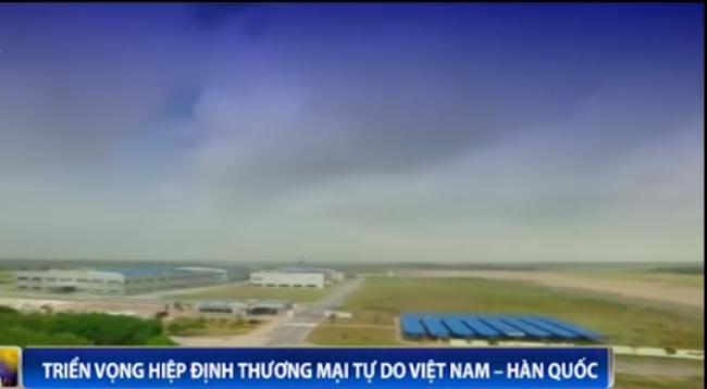 Triển vọng Hiệp định Thương mại tự do Việt Nam - Hàn Quốc