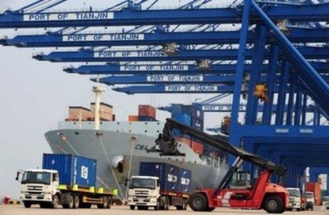 Xuất khẩu thu hẹp đe dọa kinh tế Trung Quốc