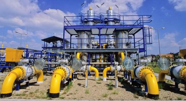 Ukraine bắt đầu nhập khẩu lại khí đốt tự nhiên của Nga