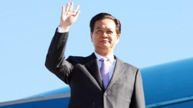 Thủ tướng dự Hội nghị cấp cao ASEAN - Hàn Quốc