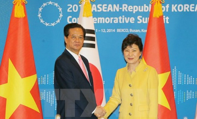 Thời sự 24h: Thủ tướng Nguyễn Tấn Dũng hội đàm với Tổng thống Hàn Quốc