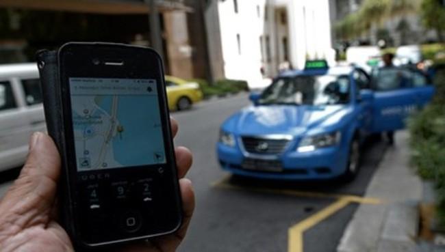 Uber có trốn được thuế?